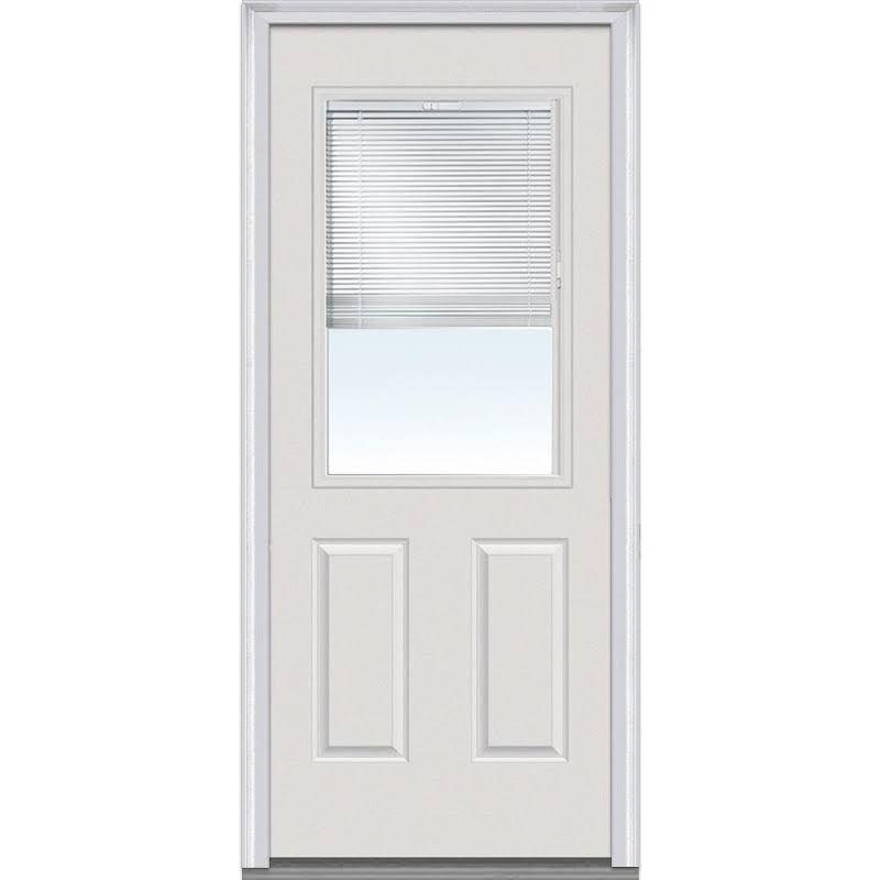Lowes 32 Inch Entry Doors With Windows Mmi Door Steel Doors Exterior Steel Entry Doors