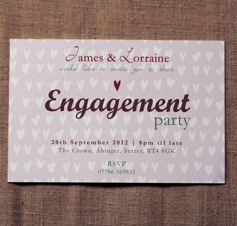 17 Best images about Engagement Party – Engagement Party Invitations Uk