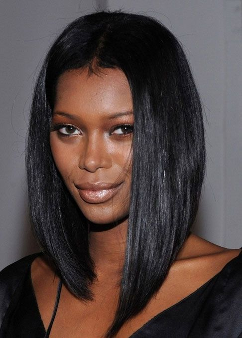 Terrific 1000 Images About Black Girl Bob Hairstyles On Pinterest Black Hairstyle Inspiration Daily Dogsangcom