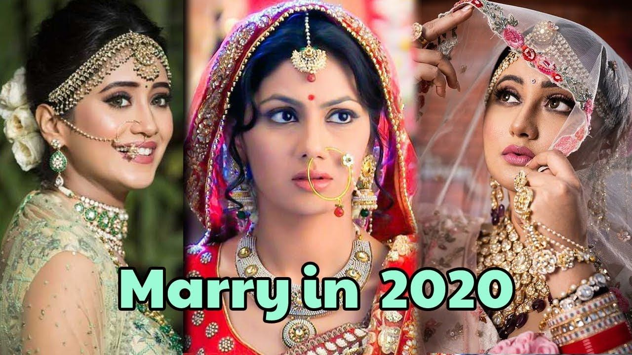 Top TV ACTRESSES to marry in new year 2020 in 2020 | Radha ...