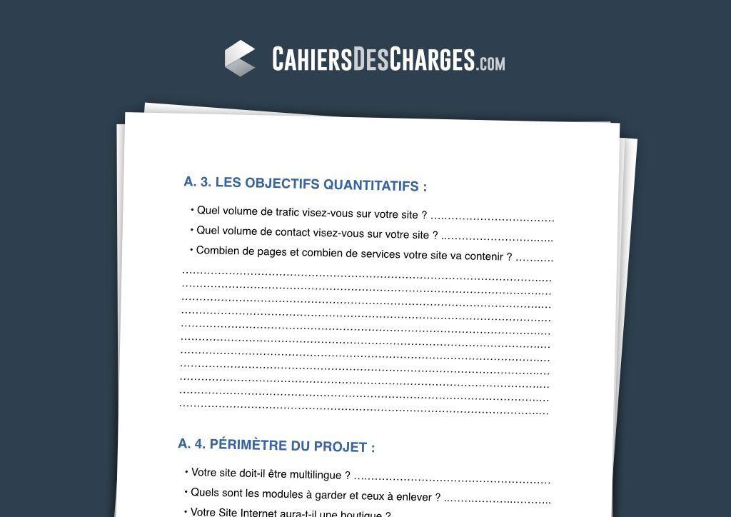 Exemple De Cahier Des Charges A Telecharger Word Pdf Cahier Des Charges Cahier Telechargement