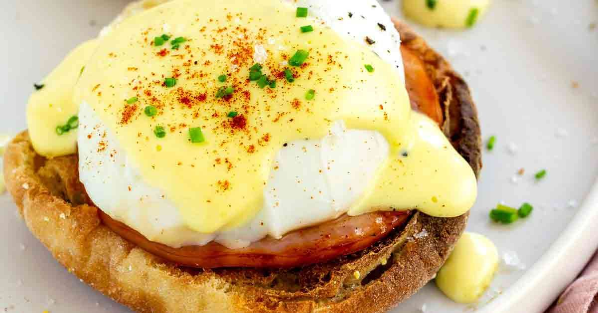 Eggs benedict jessica gavin recipe easy eggs