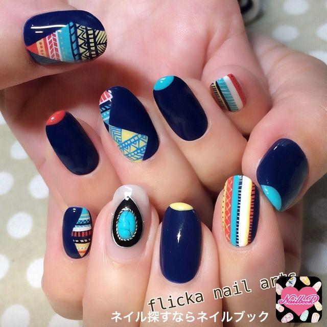 ネイル 画像 flicka nail arts  1402713