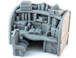 The Dark Magister workplace (unpainted)