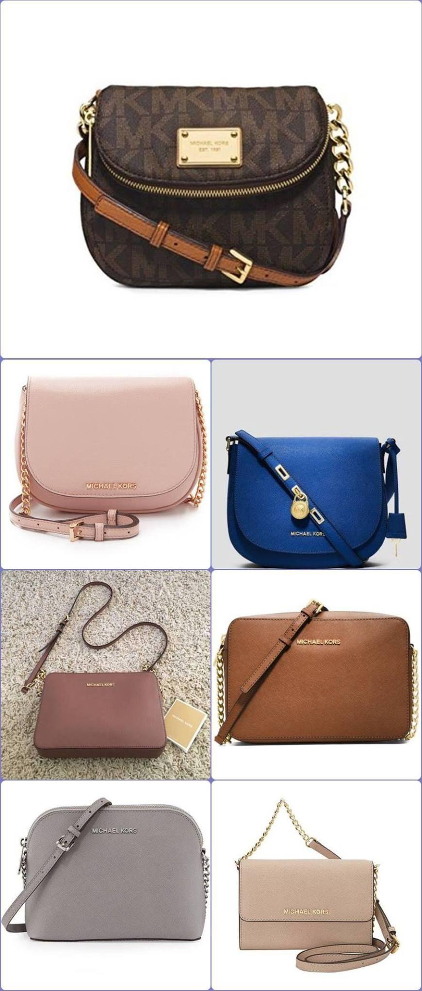473024f12 Michael Kors bolsa pequena tiracolo , mini bag, handbag Bolsas Luxo, Bolsas  De Grife