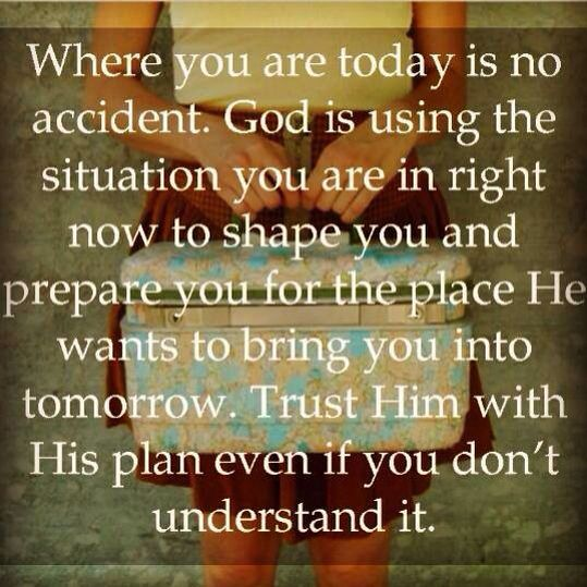 Original God Has A Plan For My Life Quotes - lifecoolquotes