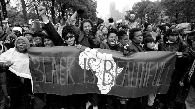 ... in Black History, National News. Between 300,000 and 500,000 women convened in Philadelphia on Oct. 25, 1997!