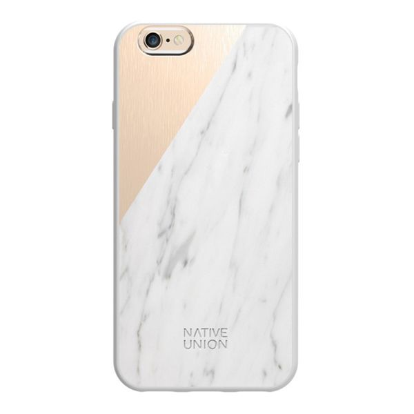 Clic Marble Metal Iphone 7 Case