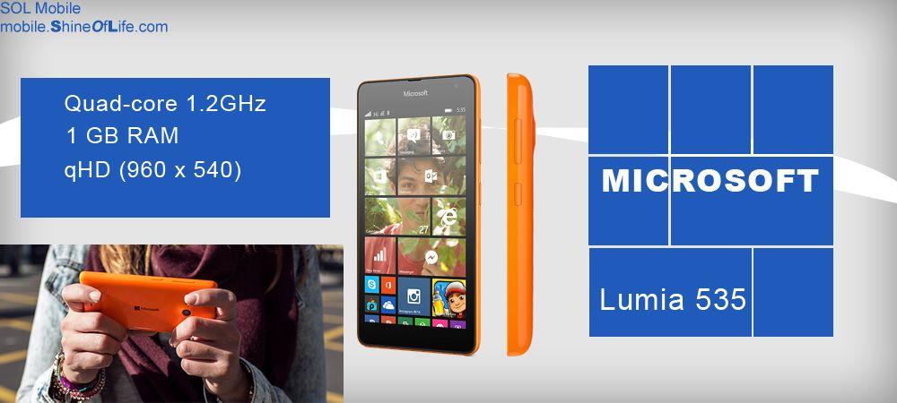 #Microsoft Lumia 535 #Windows Phone 8.1 Corning Gorilla Glass 3 for more details visit :http://mobile.shineoflife.com/microsoft-lumia-535.html  #lumia535