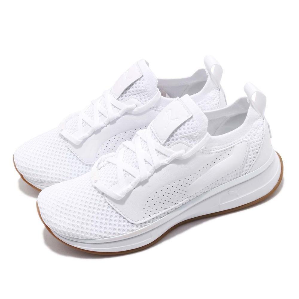 d8c4abd4a16d Puma X Selena Gomez SG Runner White Womens Running Shoes 192931-01 ...