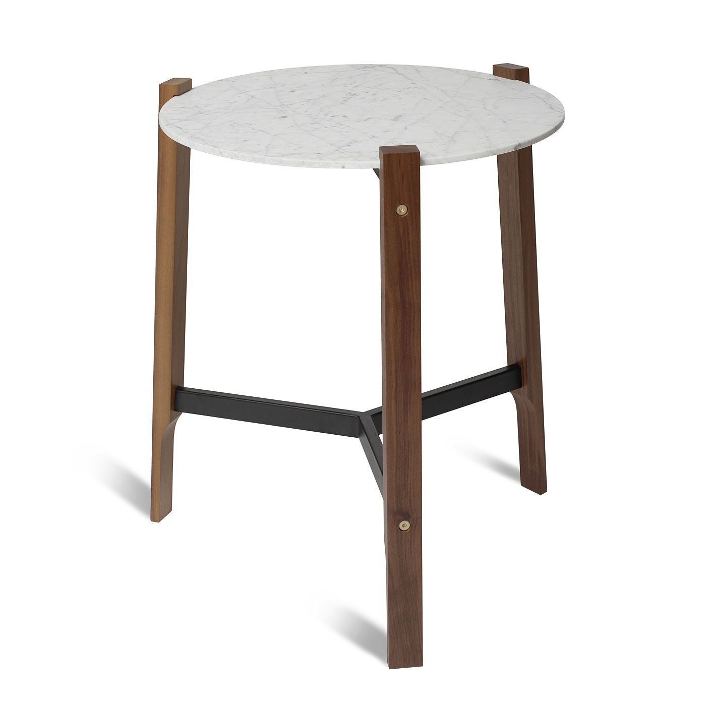 Contemporary hallway furniture  Buy Free Range Side Table by Blu Dot  Quick Ship designer Furniture