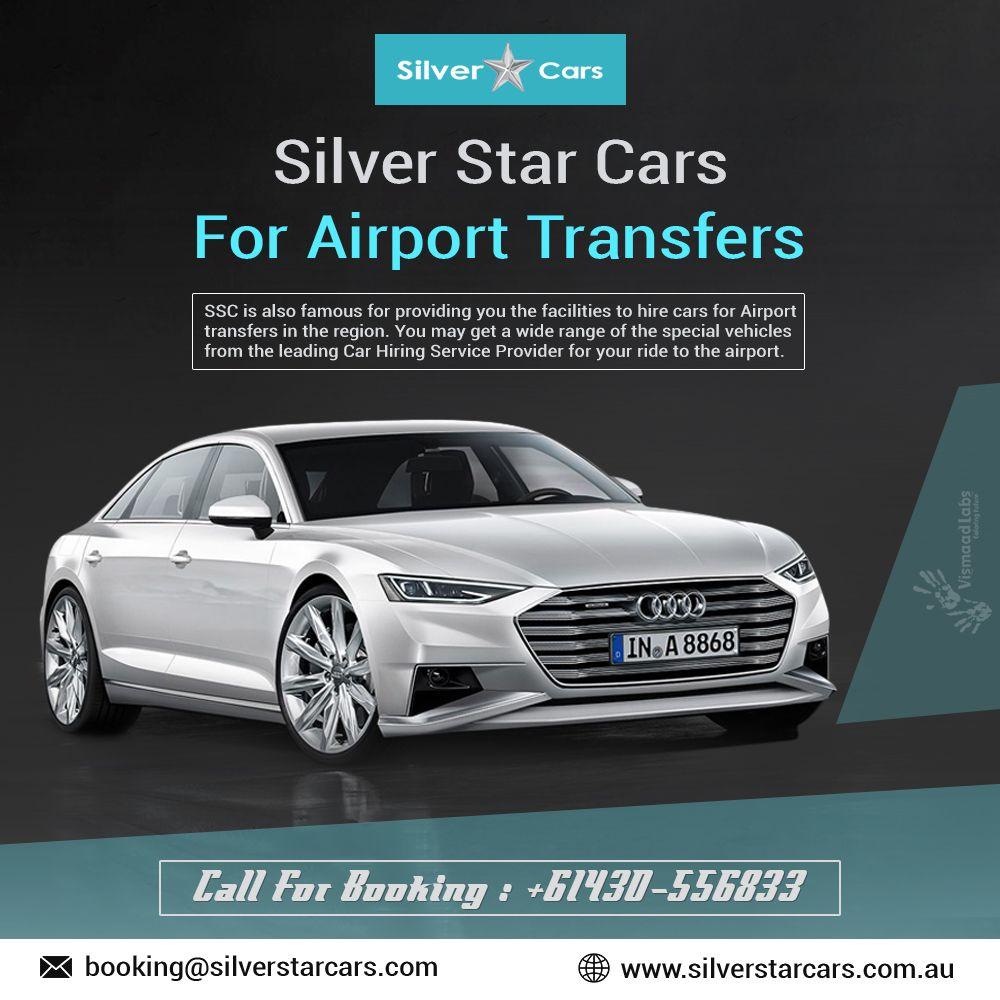 Seeking a Luxury car for Airport transfers? Silver Star
