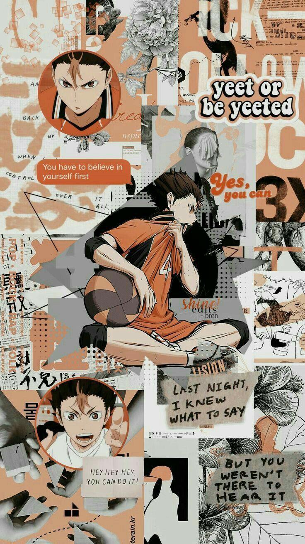 yuu nishinoya wallpaper