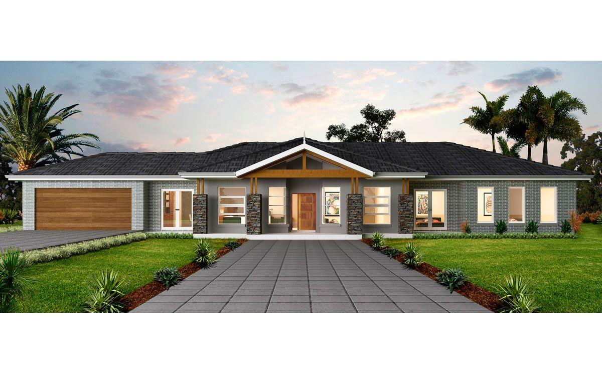 Alpine 33 - Acreage Level - by Kurmond Homes - New Home Builders ...