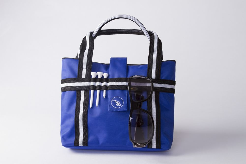 Collection N°1 Sac à Main Golf Bleu Sweet Caddy