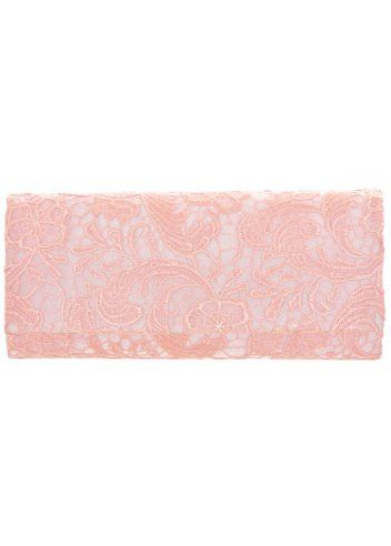 Pink Lace Clutch Bag | Baby Pink Lace Evening Bag | Ideas: Bags ...