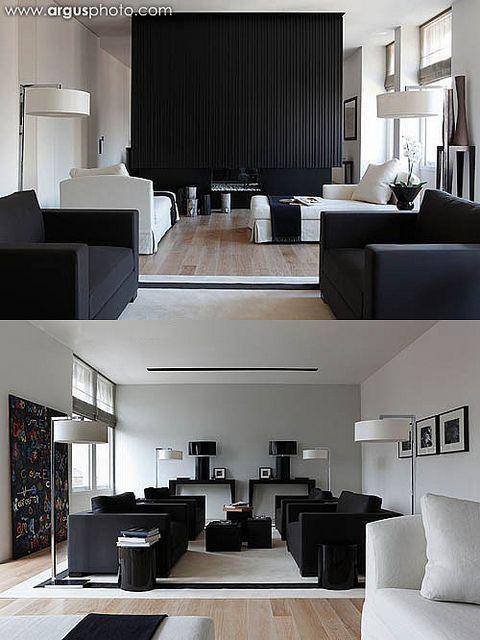 :: INTERIORS :: the bold yet classic interiors of Henry Becq #interiors