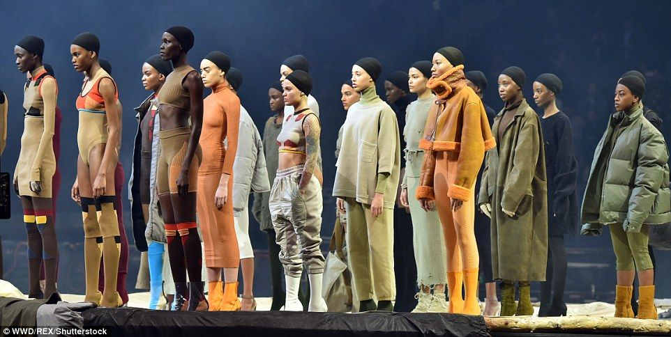 Get All The Details From Kanye West S Yeezy Season 3 Fashion Show Adidas Women Yeezy Season 3 Nike Women