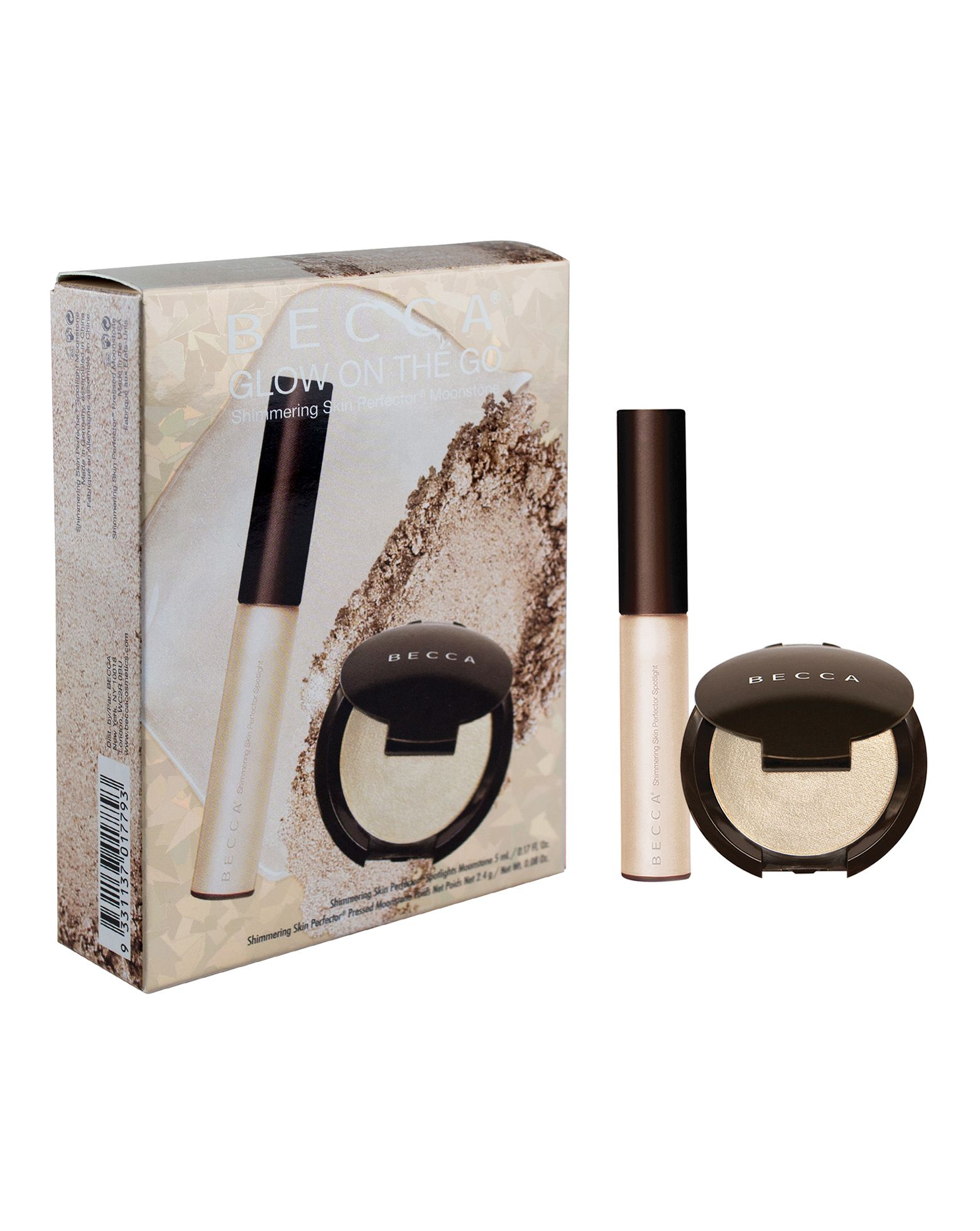 Moonstone glow on the go collection by becca lista de deseados