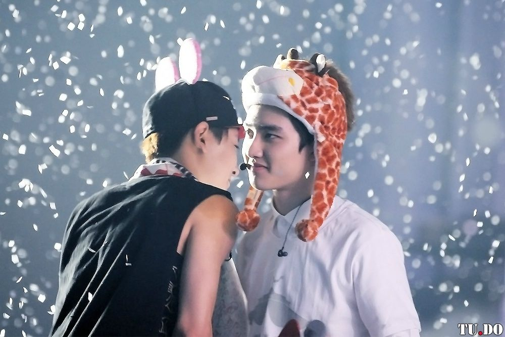 Chanyeol & D.O. | EXOTIC PLANET