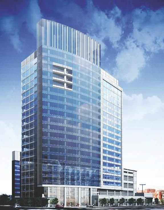 Dallas New Development