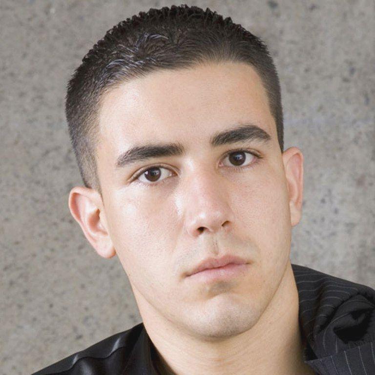 Short Layered Haircut For Men Mens Short Hairstyles Pinterest