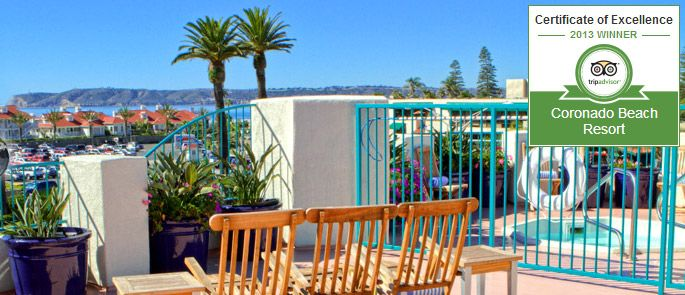 Coronado Beach Resort Home