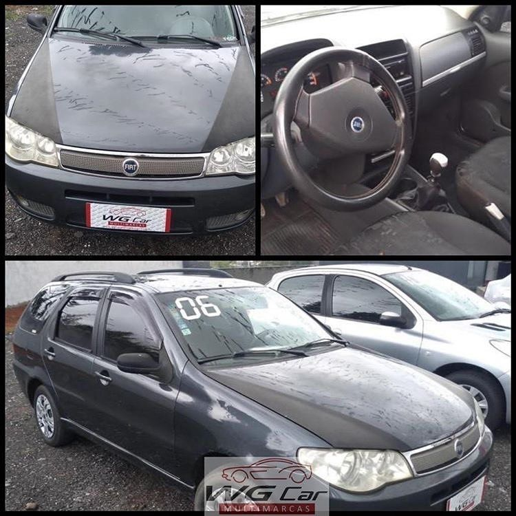 Fiat Palio Weekend 1 8 Car Hacks Cars For Sale Car Lover