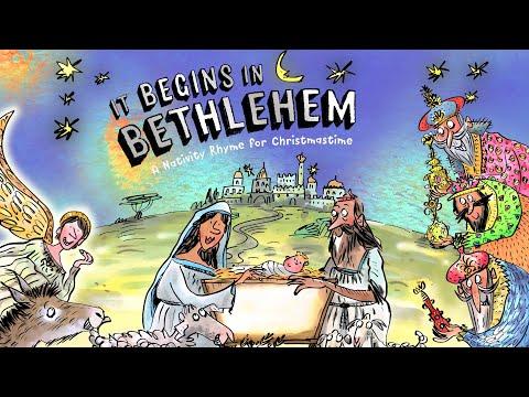 It Begins in Bethlehem – Our 2020 Christmas story for children