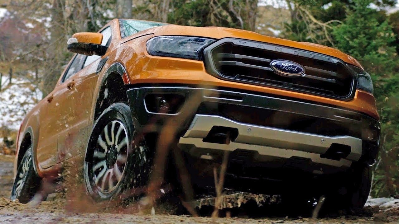 Der Ford Ranger 2019 Bringt Den Nissan Navara Ins Schwitzen