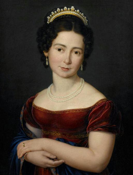 Princess Victoria of Saxe-Coburg-Saalfeld, Princess of Leiningen ...