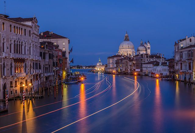 Venice, Italy by LUKA ESENKO - offtrackplanet.com