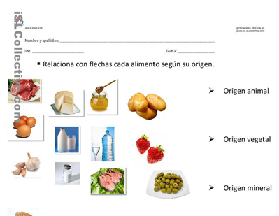 origen alimentos   naturales   Pinterest