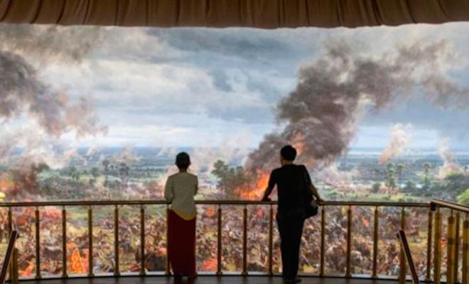 Treasures From North Korea's Largest Art Studio | outwardon.com