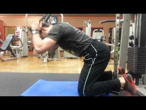 6 Gym Machine Moves that Will Tighten Your Tummy #abexercisemachine