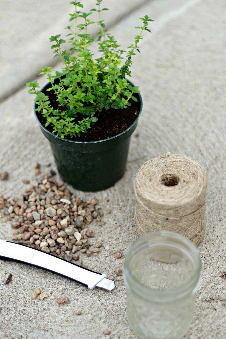 Mason jar herb garden tips mason jar herb garden mason jar herbs