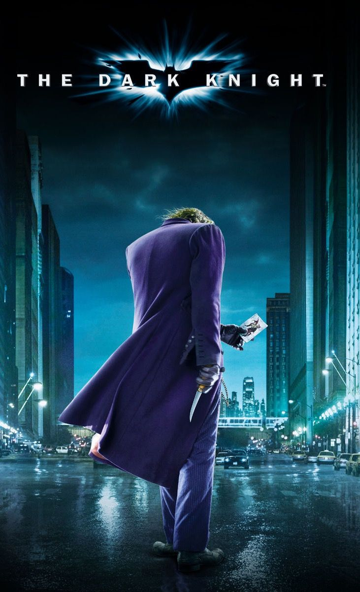Imagen Sobre Joker Caballero De La Noche De Yessi De Leon En