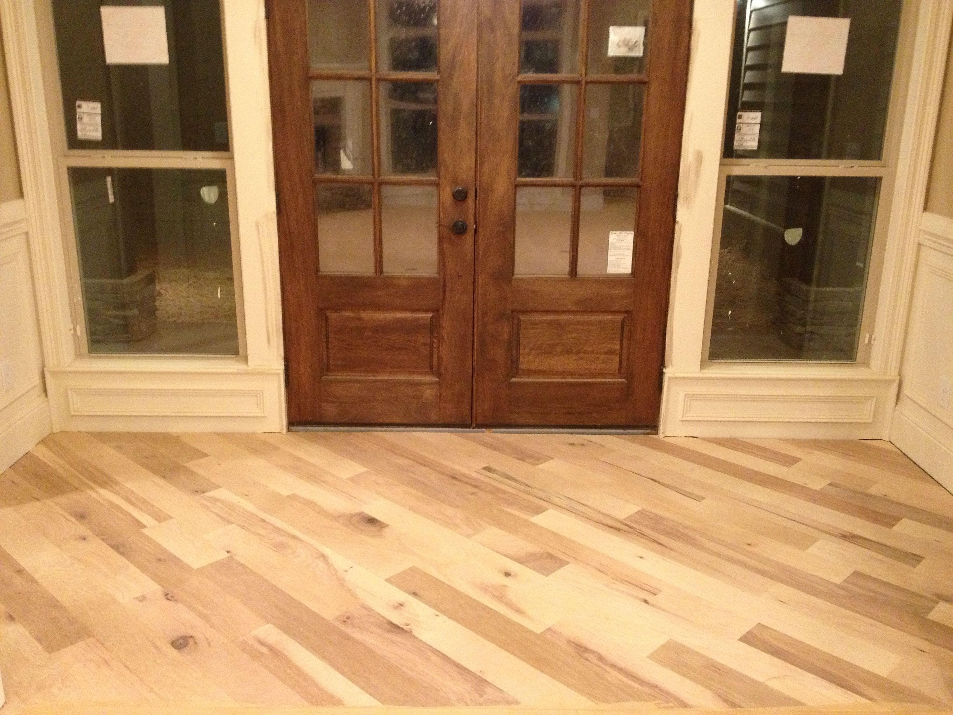 lauzon ottawa hickory hardwood ambiance smooth flooring product floors continental natural classic