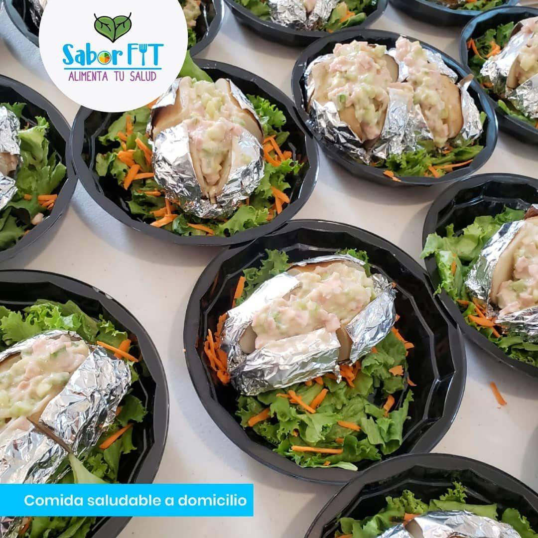 Con Saborfir tendrás más que una comida, un nuevo estilo de vida que mejorará tu salud. #Nutrición #...