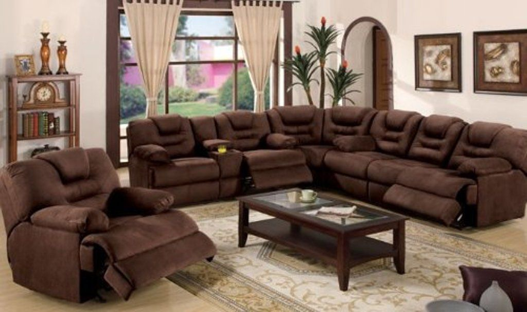 Sectional Couches With Recliners Best Collections Of Sofas And