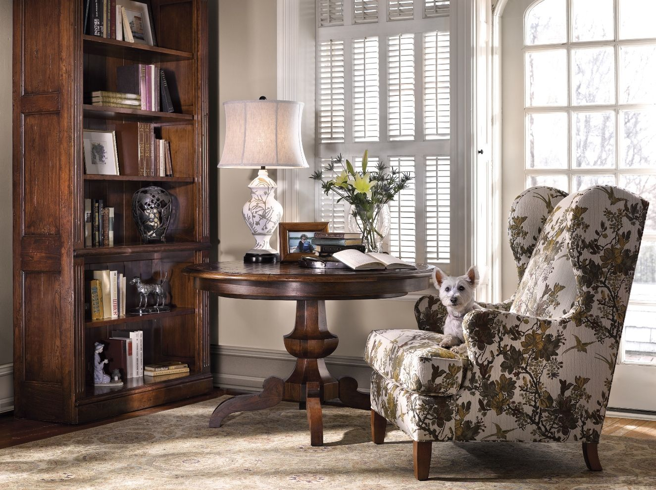 Stickley Furniture Finger Lakes Collection  Glenora Table
