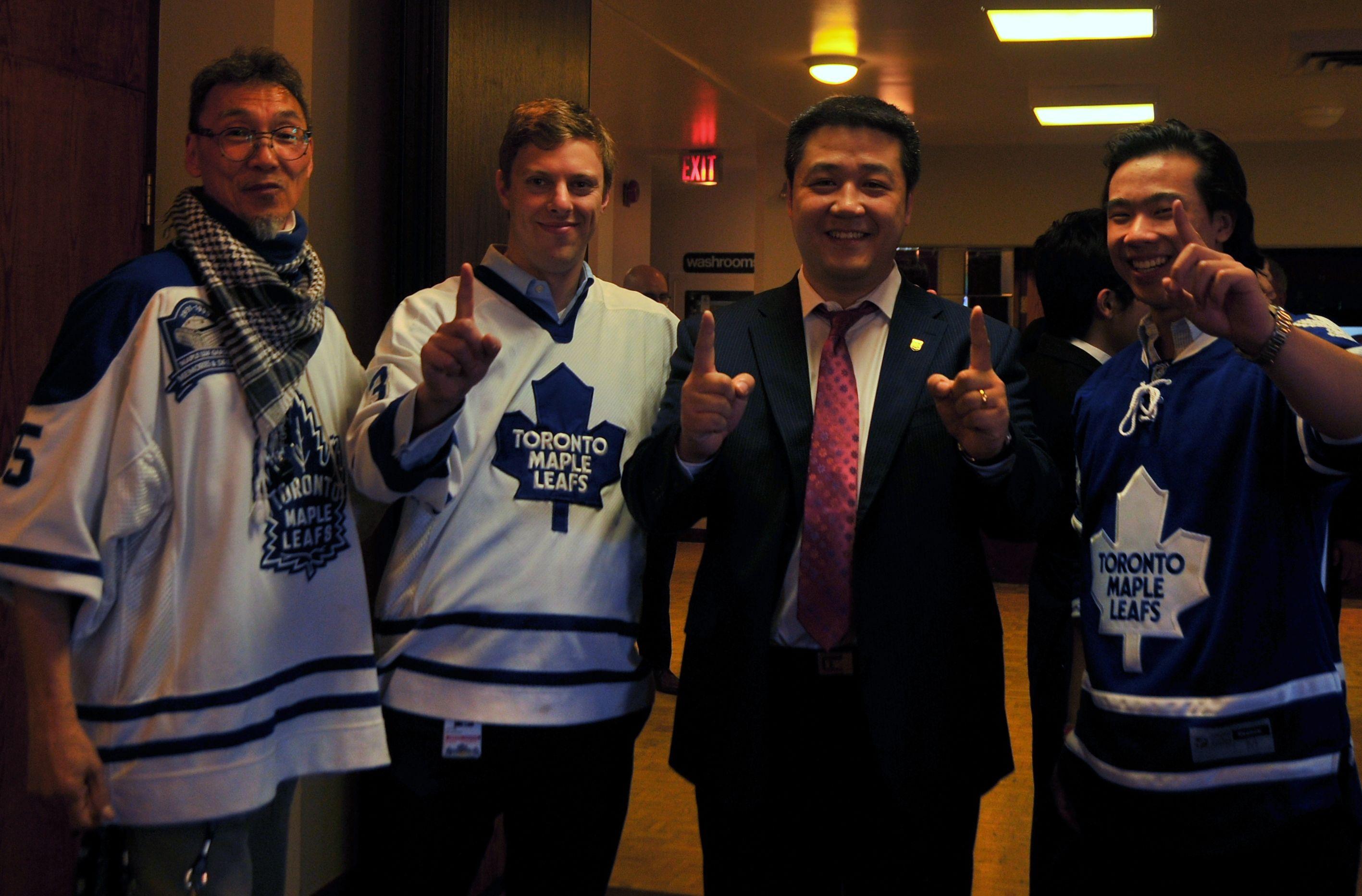 Han Dong trinityspadina provincial riding nominee just