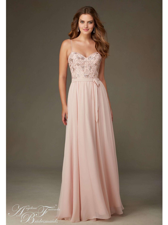 Angelina faccenda bridesmaids bridesmaid dress style no