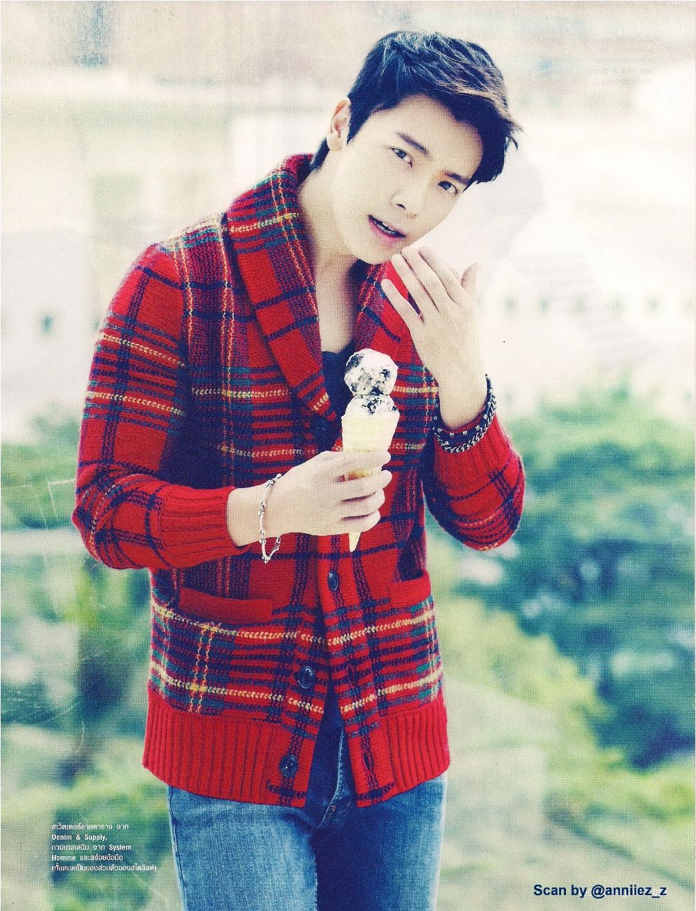 Dong Hae - Ceci Magazine January Issue '13