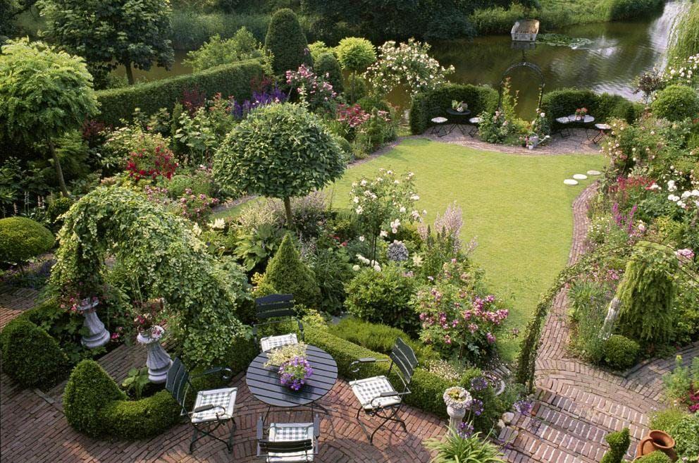 Englischer Garten Wasser Terrasse (992×657)