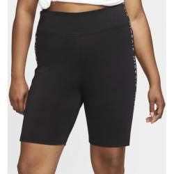 Photo of Nike Large Size – Air Women's Shorts – Black NikeNike