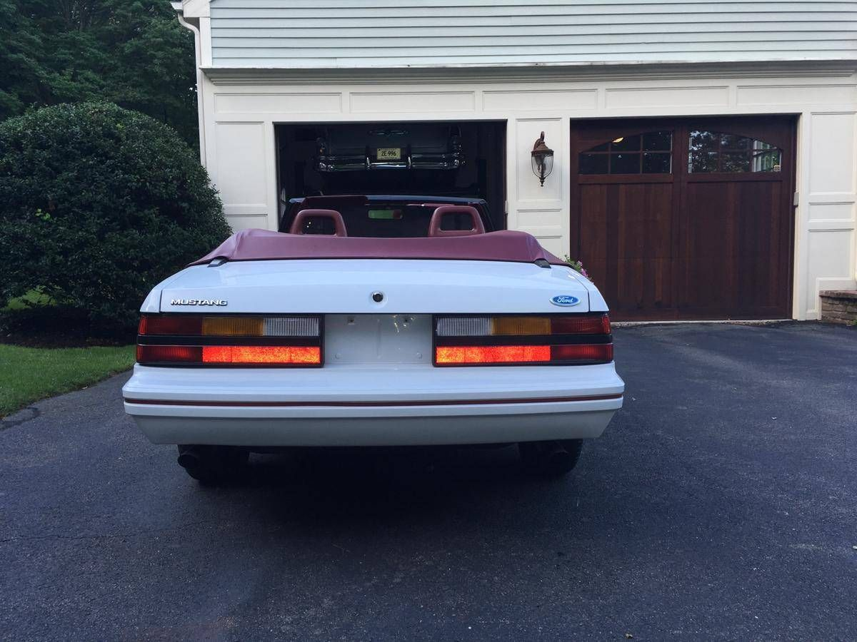 Picture of 1984 ford mustang gt350 exterior - 1984 Ford Mustang Gt 350 Convertible 5 0 Manual For Sale 1855231 Hemmings Motor News