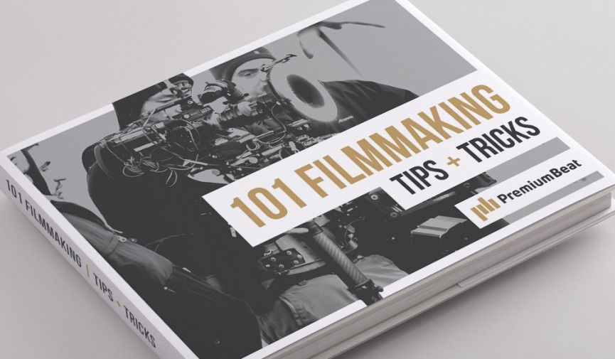 101 Filmmaking Tips Tricks A Free Movie Making Guide Filmmaking Books Filmmaking Film School