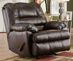 Simmons Rocker Recliners From Big Lots 189 00 34 Off Living Room Furniture Collections Recliner Leather Lounge Chair