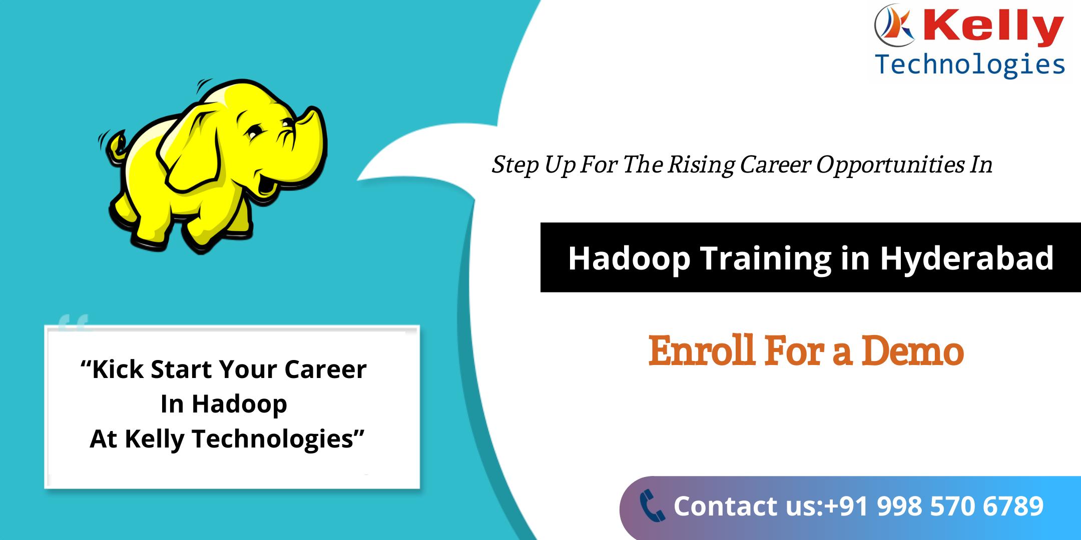 Register for Free High interactive informative Hadoop